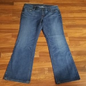 Loft Original Bootcut Jeans Sz. 16